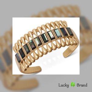 Lucky 🍀 Brand Cuff Bracelet ✨